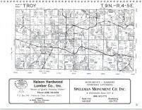 Map Image 004, Sauk County 1994